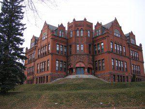 Endion School Apartments